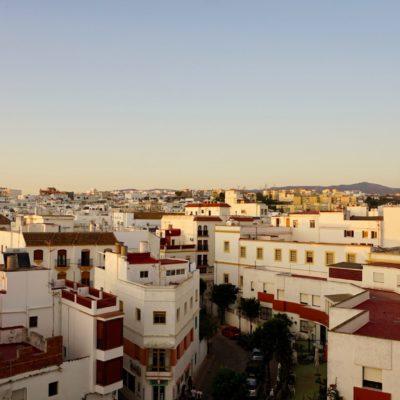Die Altstadt von Tarifa