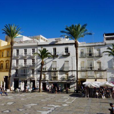 Cadiz Altstadt