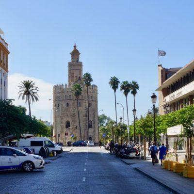 Sevilla Altstadt