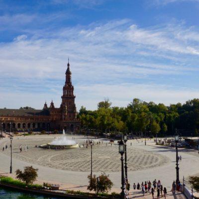 Am spanischen Platz