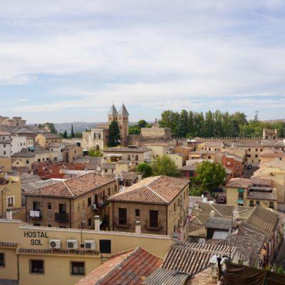 Blick von der Altstadt ins Tal