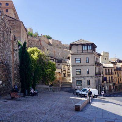 Die Altstadt von Toledo
