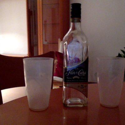 Die letzte Buddel Rum