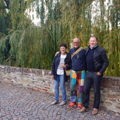 Brigitte, Winnie + Franz