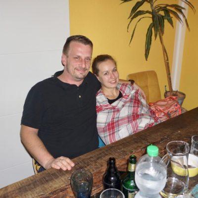 Kleine Hartmann Schwester + Pascal