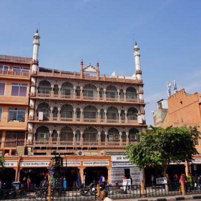 Tolle Gebäude, aber teilweise in einem desolaten Zustand