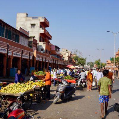 Obstmarkt in der Altstadt