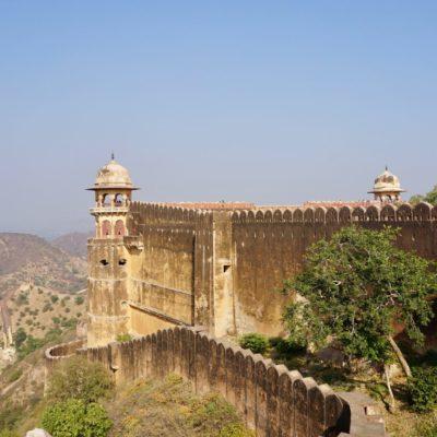 Das Jaighar Fort ist auf jeden Fall ein Besuch wert !