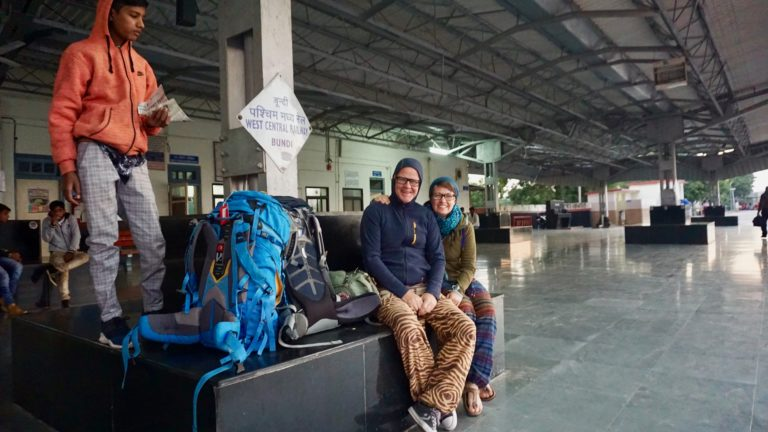 Reisetag von Bundi nach Udaipur