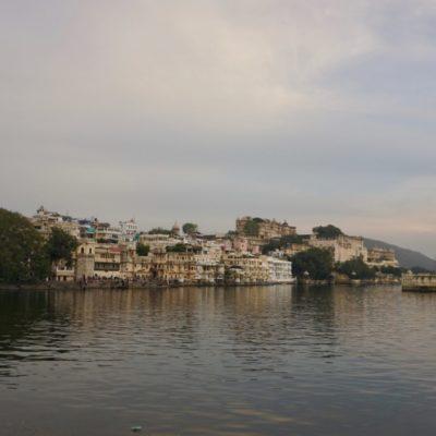 Udaipur City Palast