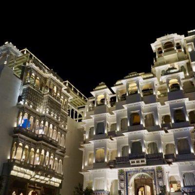 Luxus Hotel... Nicht unseres