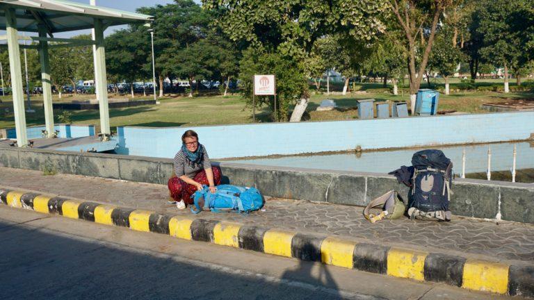 Endlich Urlaub :-) Auf geht's nach Goa