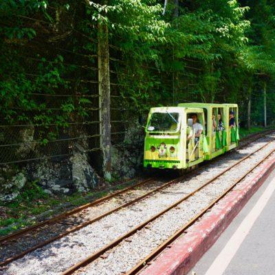 Bimmelbahn für faule Touristen
